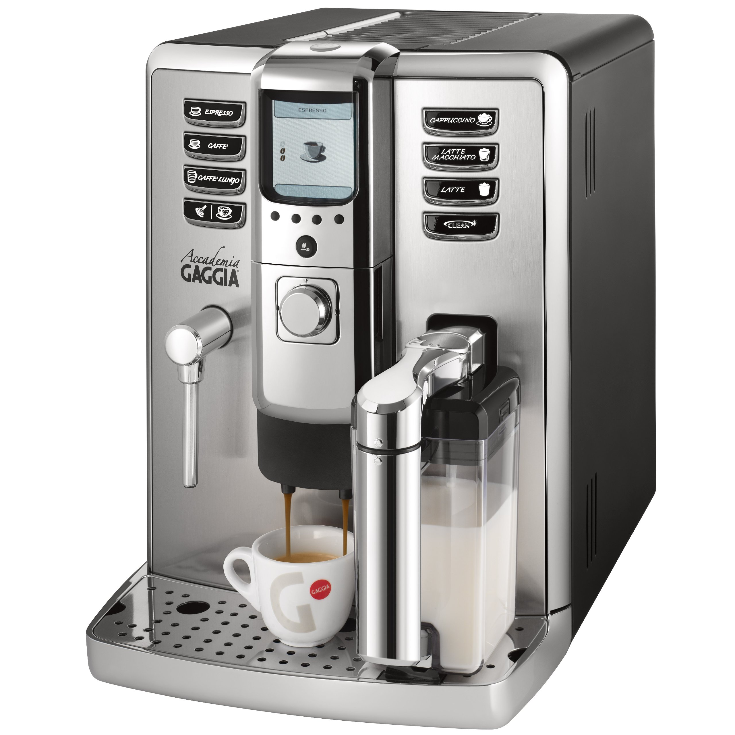 Gaggia Accademia Reviews