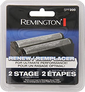 Remington SPF 200 Screens And Cutters For Shavers F4800 Silver