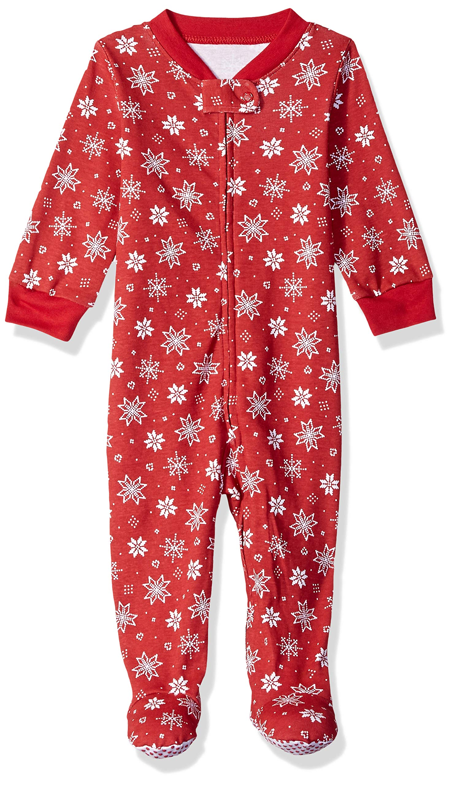 Amazon Essentials Baby Zip-Front Footed Sleep and