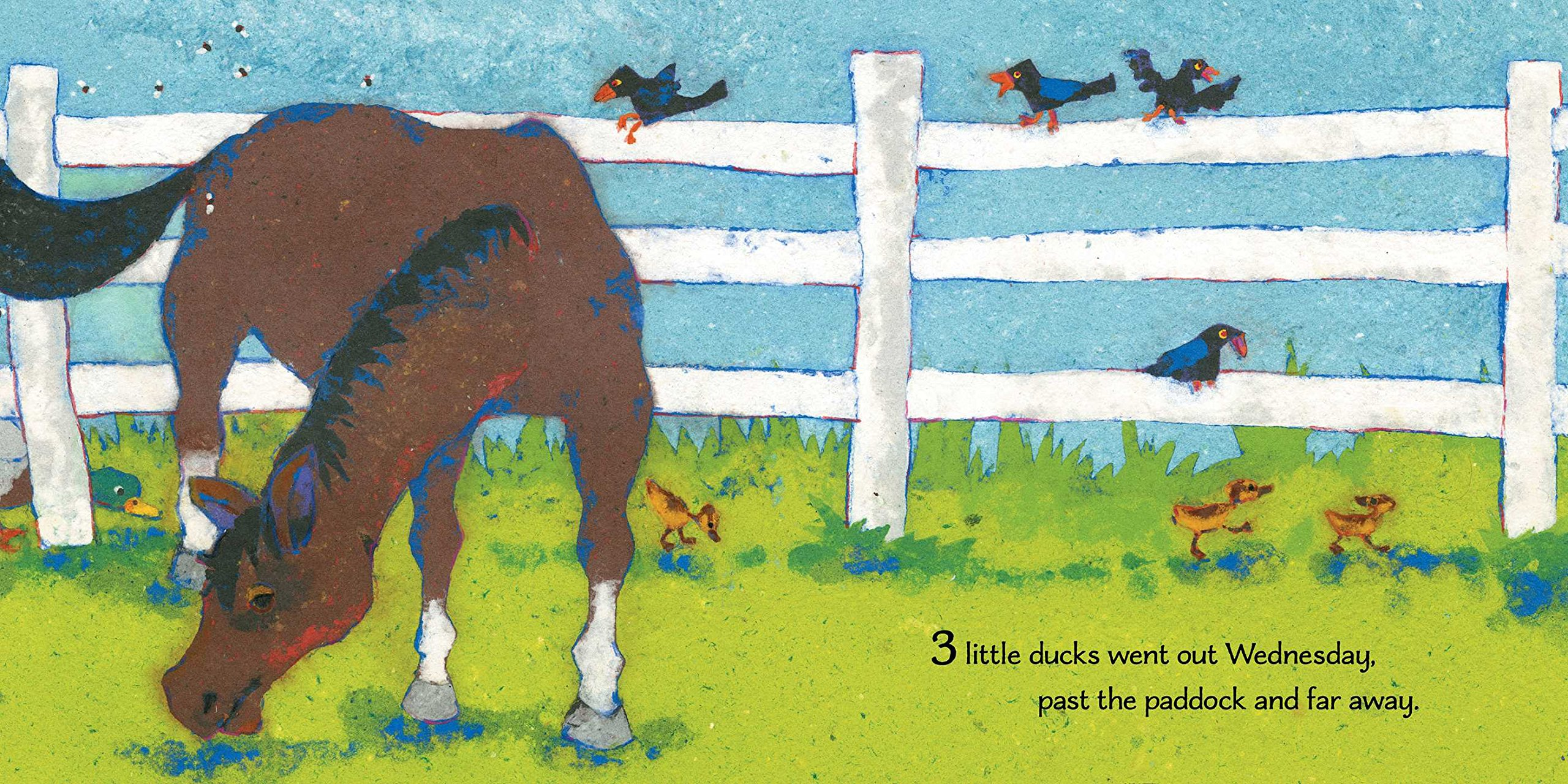 5 Little Ducks by Beach Lane Books (Image #4)