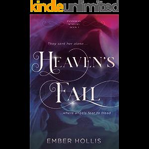 Heaven's Fall: A Paranormal High School Bully Romance (Pandorax Academy Book 1)