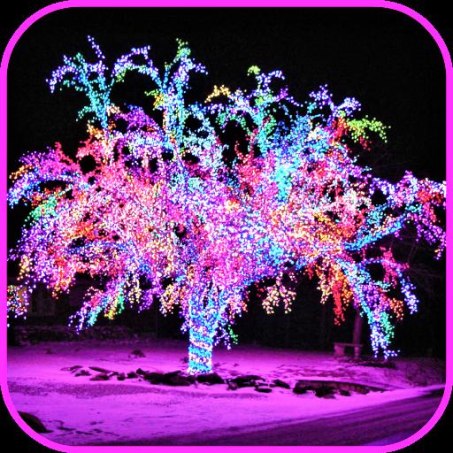 Xmas Wallpaper (Winter Christmas Wallpaper Lights)