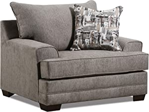 Lane Home Furnishings Chair 1/4, grey