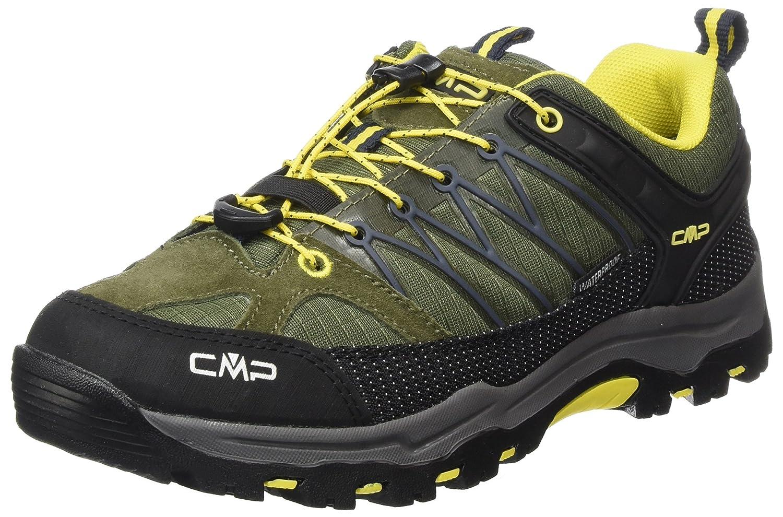 Grün (Avocado-antracite-cedro) CMP Unisex-Erwachsene Rigel Trekking-& Wanderstiefel