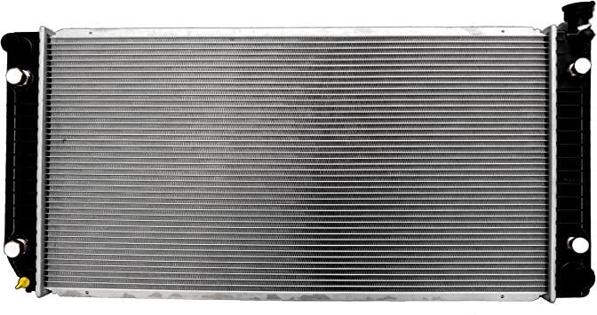 NEW RADIATOR ASSEMBLY FITS CHEVROLET C1500 C2500 C3500 SUBURBAN 5.7L 1997-1999