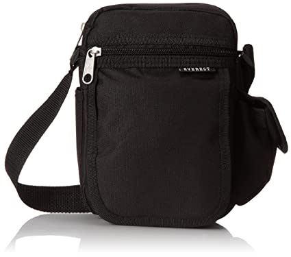 Amazon.com   Everest Utility Bag, Black, One Size   Messenger Bags 1c66f54260