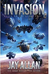 Invasion (Blood on the Stars Book 9) Kindle Edition