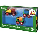 Brio GmbH BRIO World 33319 - Zug mit Batterielok