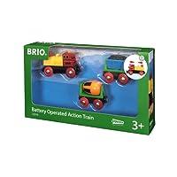 Brio 33319 - Treno con Locomotiva a Batterie