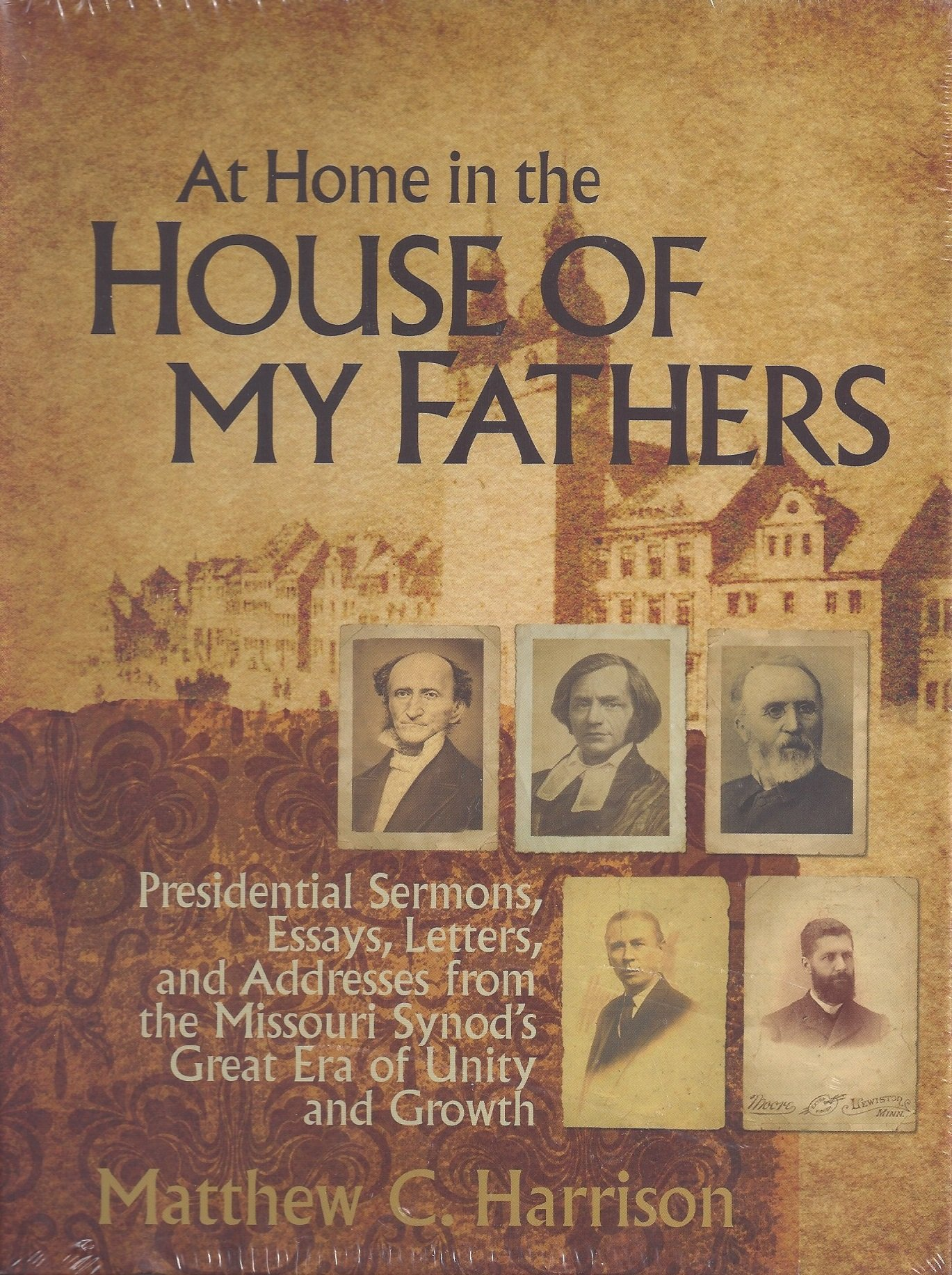 Read Online At Home in the House of My Fathers ebook