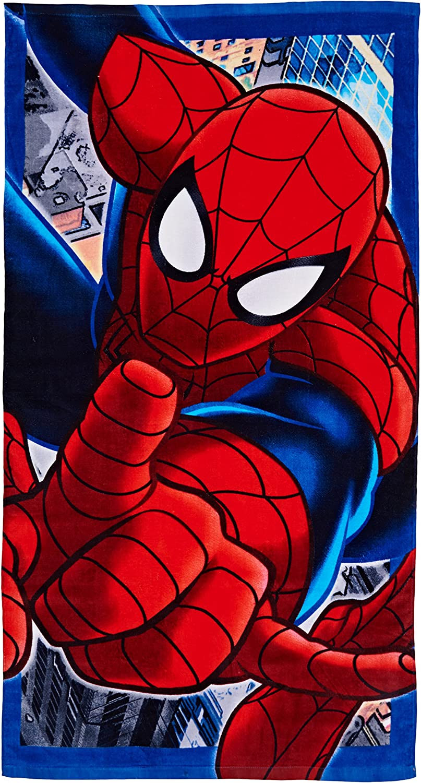 Telo Mare Bambino Bambina Marvel Avengers Nuova Collezione cm 70 x 140