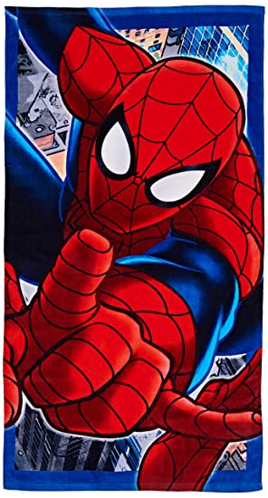 Disney Toalla Spiderman Marvel