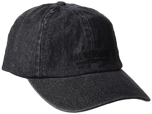 Springfield Denim Cap Gorro de Punto, Negro (Black), One Size ...
