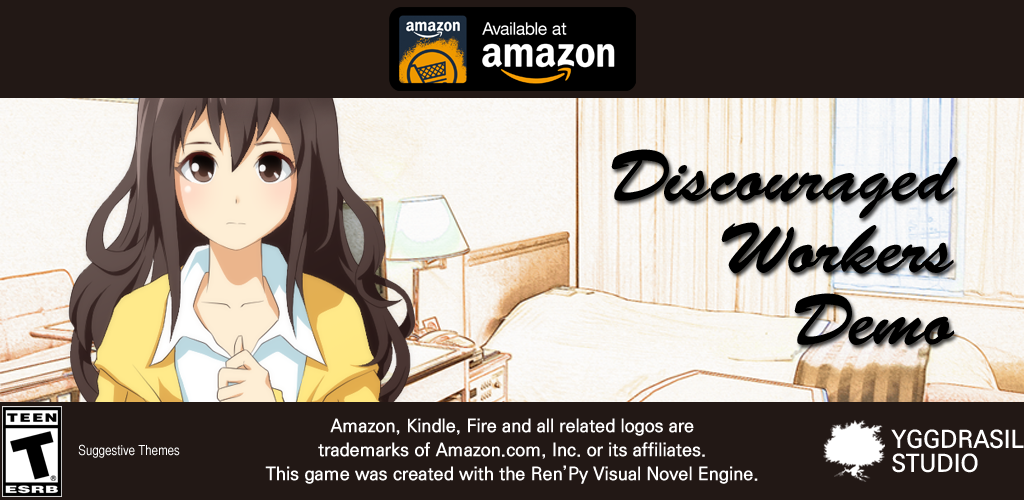 Amazon com: Discouraged Workers Demo: Appstore for Android
