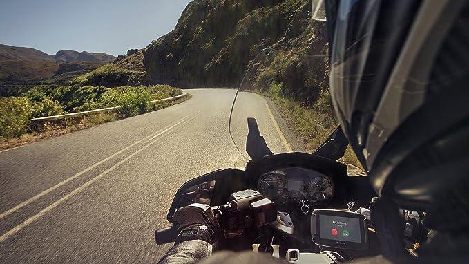 Navegador GPS Tomtom Rider 450 Premium Pack: Amazon.es: Electrónica