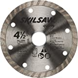 SKIL 79507C 4-1/2-Inch Turbo Rim Diamond Grinding Wheel