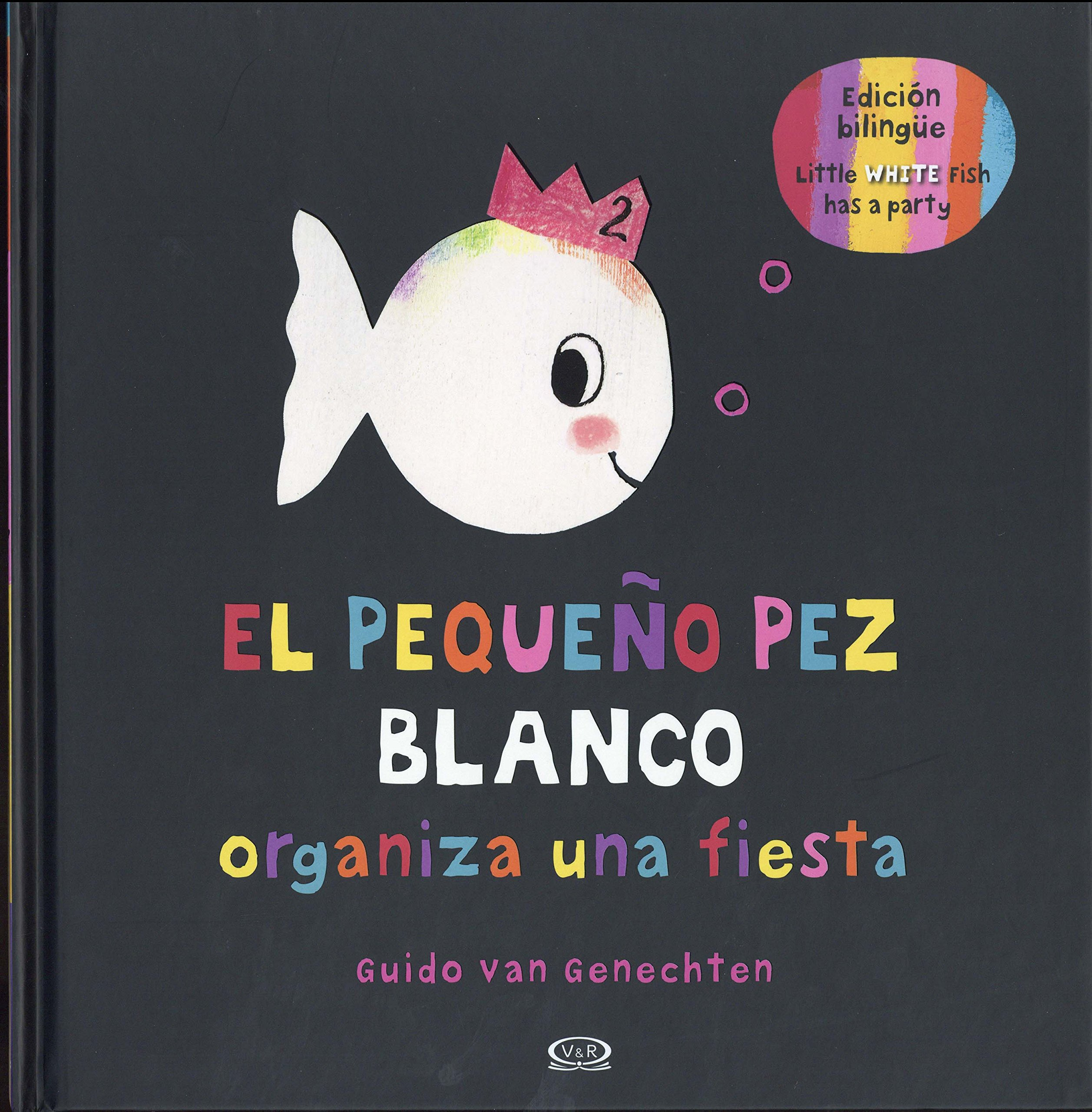 Image result for el pequeno pez blanco
