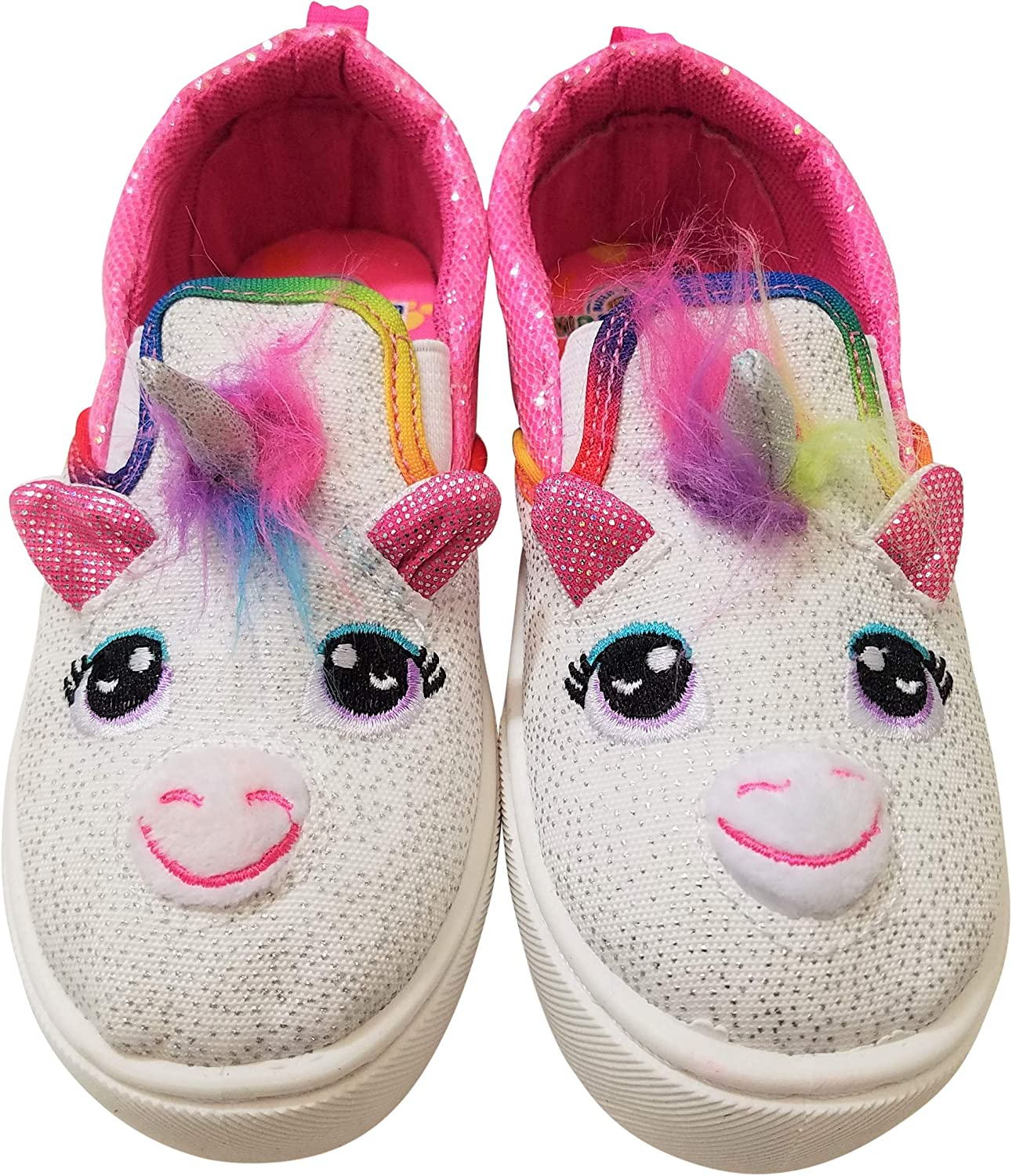 Sneakers Shoes Size 8 Toddler and Little Kids Girl Unicorn Footwear