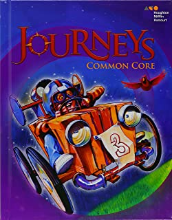 Amazon journeys common core readers notebook consumable journeys common core student edition volume 2 grade 3 2014 fandeluxe Images