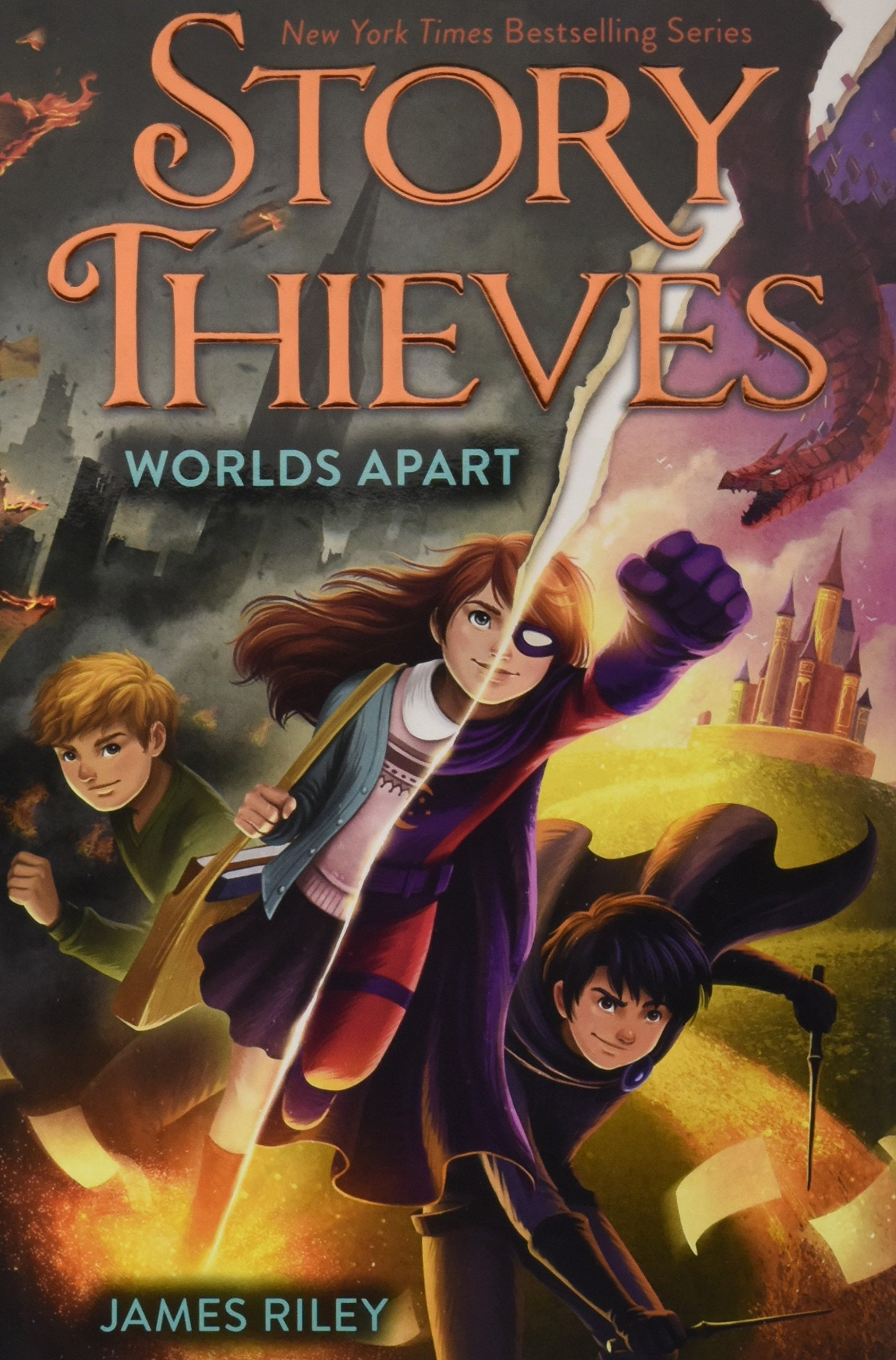 Worlds Apart (Story Thieves)