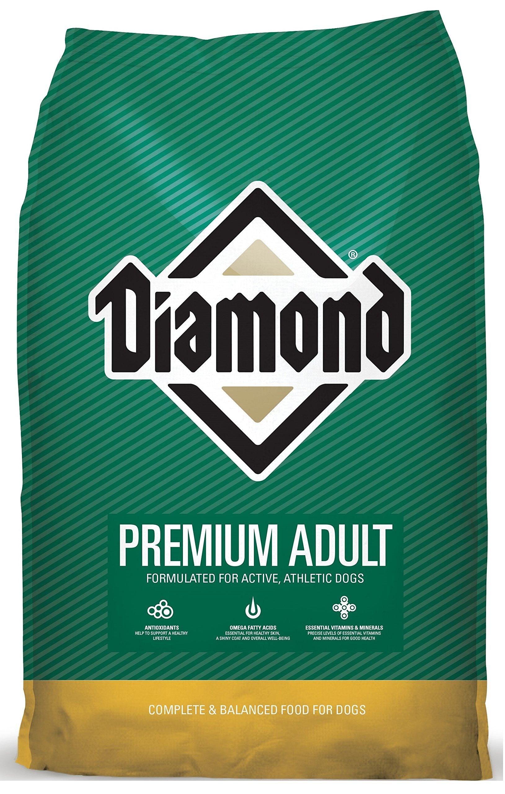 Diamond Premium Chicken Flavor Dry Adult Dog Food