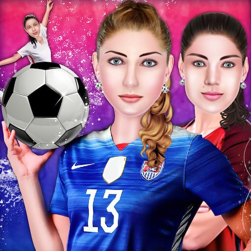 - Ultimate Soccer Girls Makeover Salon