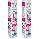 Happy Frizz 2 BOMBOLE per GASATORE - in Vendita - per Tutti i gasatori SODASTREAM* - Universali*
