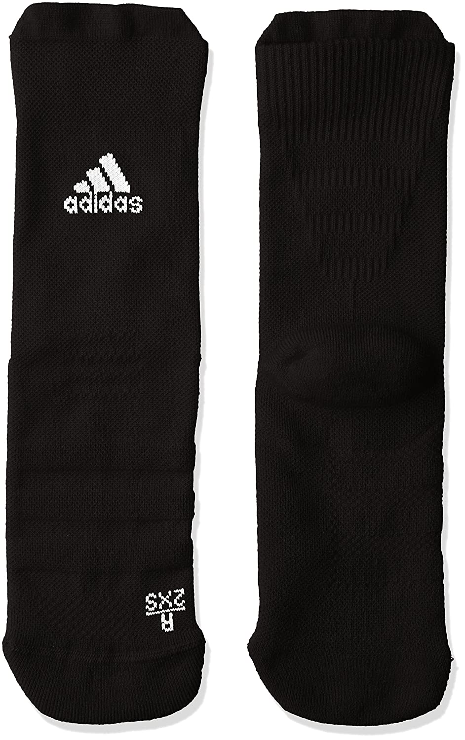 adidas Men's Alpha Skin Lightweight Cushioning Crew Socks, Men, Alphaskin Lightweight Cushioning Crew ADIEY|#adidas CV7428