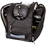 StoreYourBoard Ski and Snowboard Boot Bag, Travel Backpack, Holds Helmets, Boots, Gloves, Jackets, and Accessories