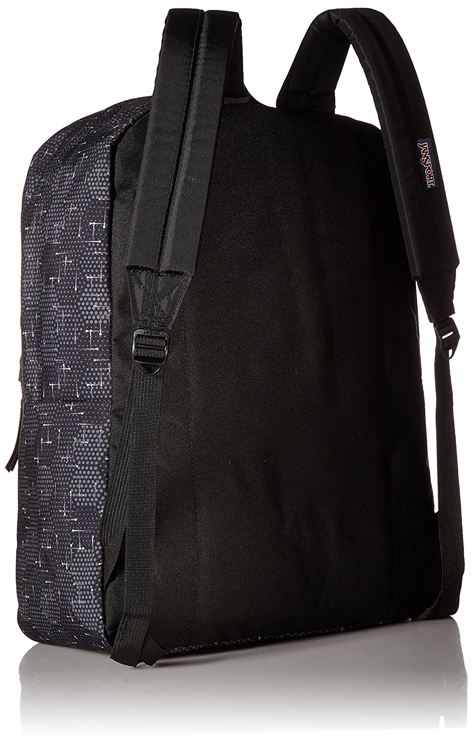JanSport Unisex SuperBreak Multi Moving Dots Backpack