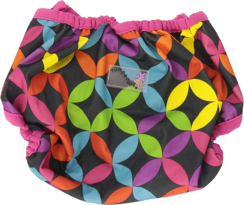 Rumparooz Newborn Cloth Diaper Cover Snap, Orchid by Rumparooz