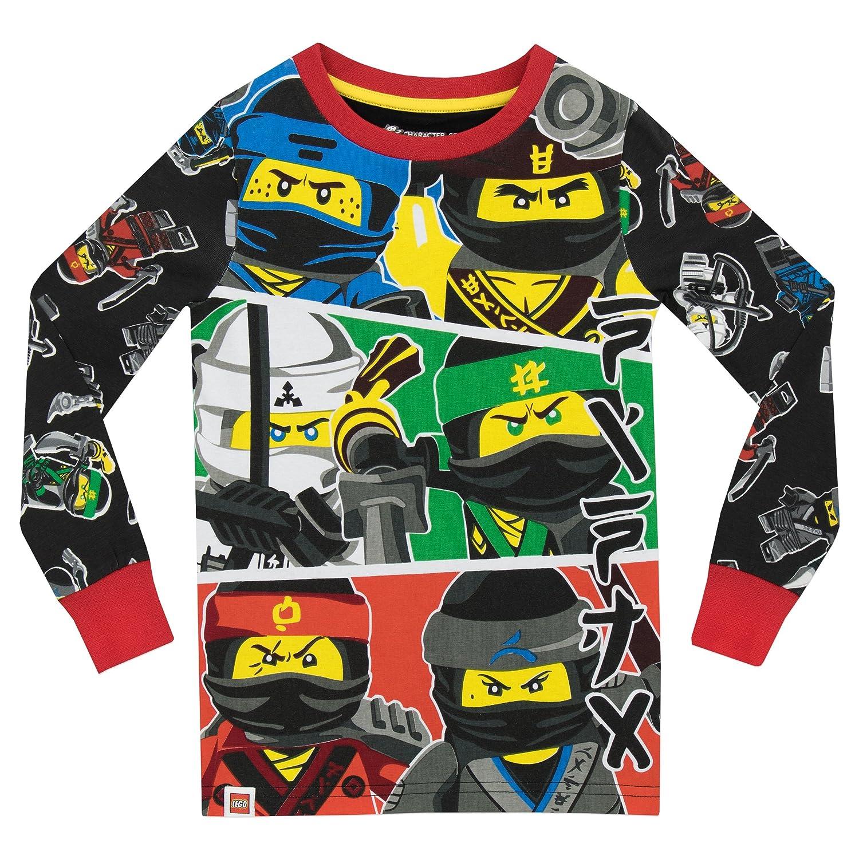 Lego Ninjago Boys Lego Ninjago Pajamas