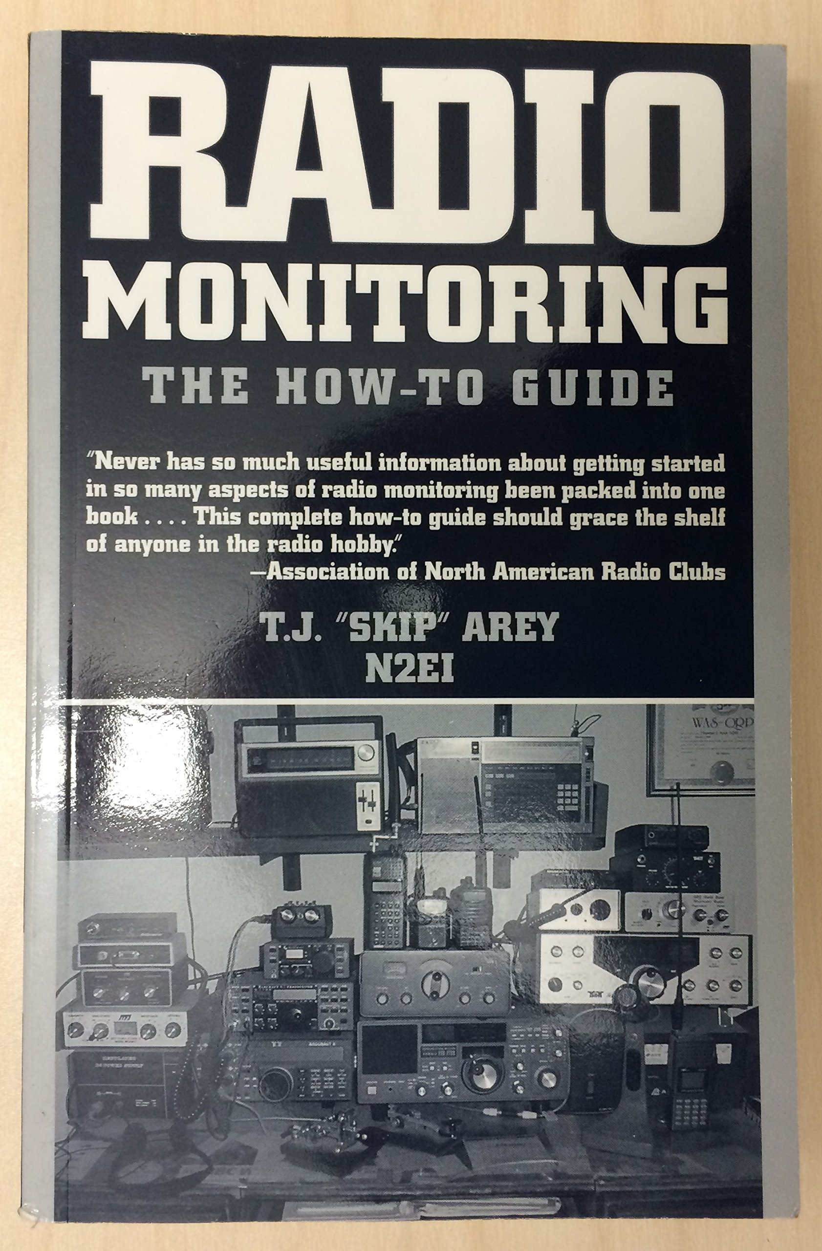Radio Monitoring: The How-To Guide ePub fb2 book