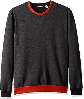 8c87db88b Calvin Klein Men's Fullzip Hoodie with Logo Elastic Tape at Amazon ...