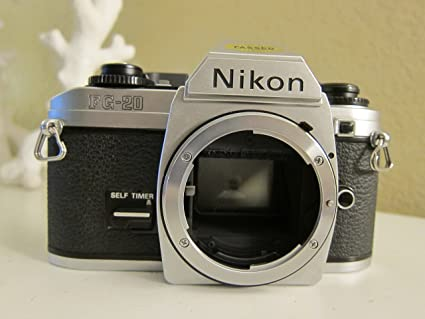 amazon com nikon fg 20 film camera camera photo rh amazon com nikon fg 20 instruction manual nikon fg 20 manual pdf