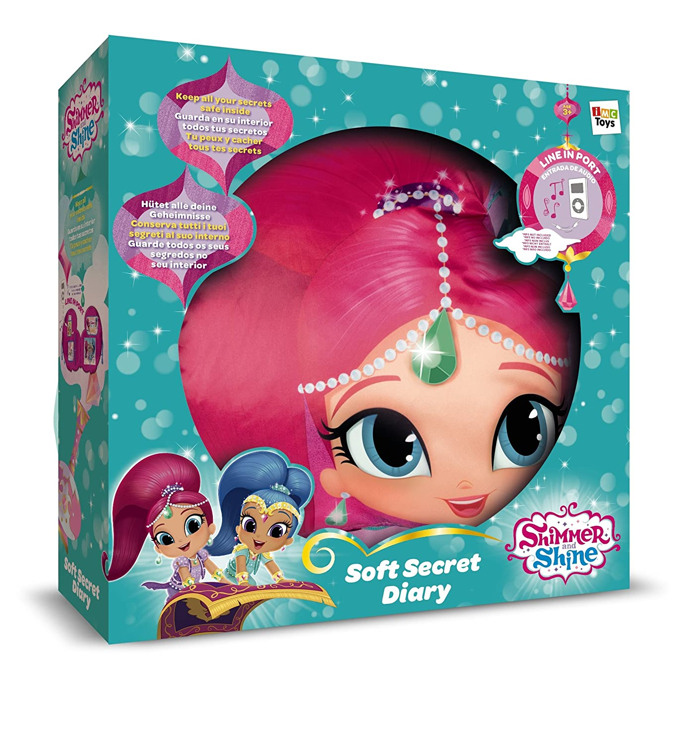 Shimmer & Shine IMC Toys 275034 – électroniques Journal Secret