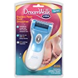 Dr. Scholl's Electronic Pedicure Foot File and Smoother for Everything from Calluses to Pedicures