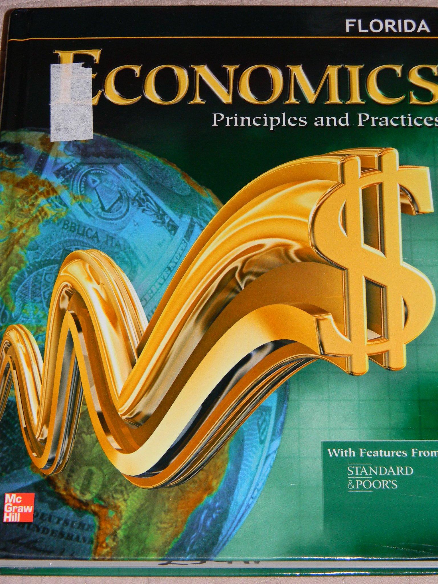 Economics Principles and Practices, Florida Edition: Ph.D. Gary E. Clayton:  9780076614943: Amazon.com: Books