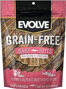 Evolve Grain Free Jerky Bites