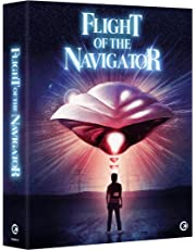 Flight of the Navigator [Limited Edition] [Blu-ray]