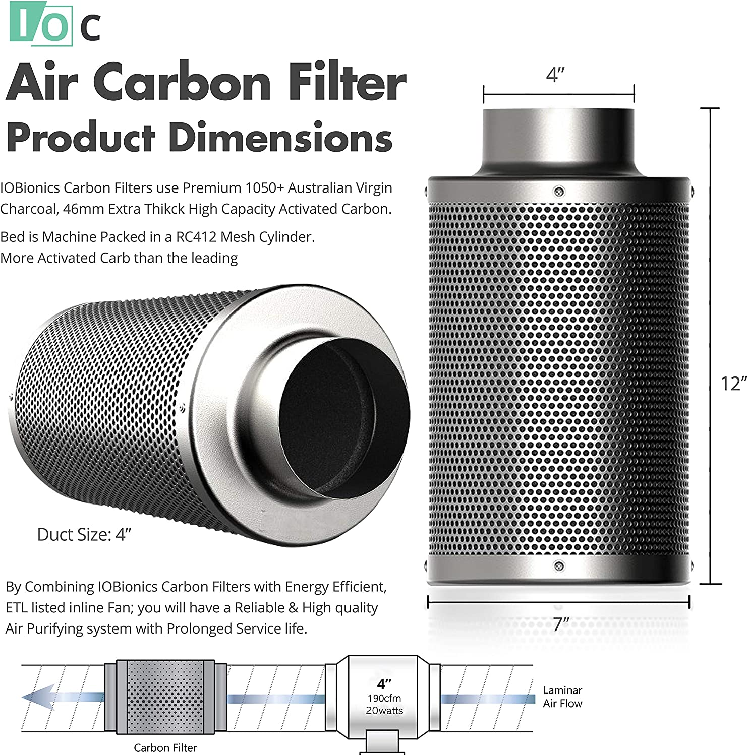 etc 1 Filter suitable for extractor hoods from Bosch Activated carbon filter diameter 230 mm for cooker hood as an alternative for carbon filter 11005728//11005732 Siemens