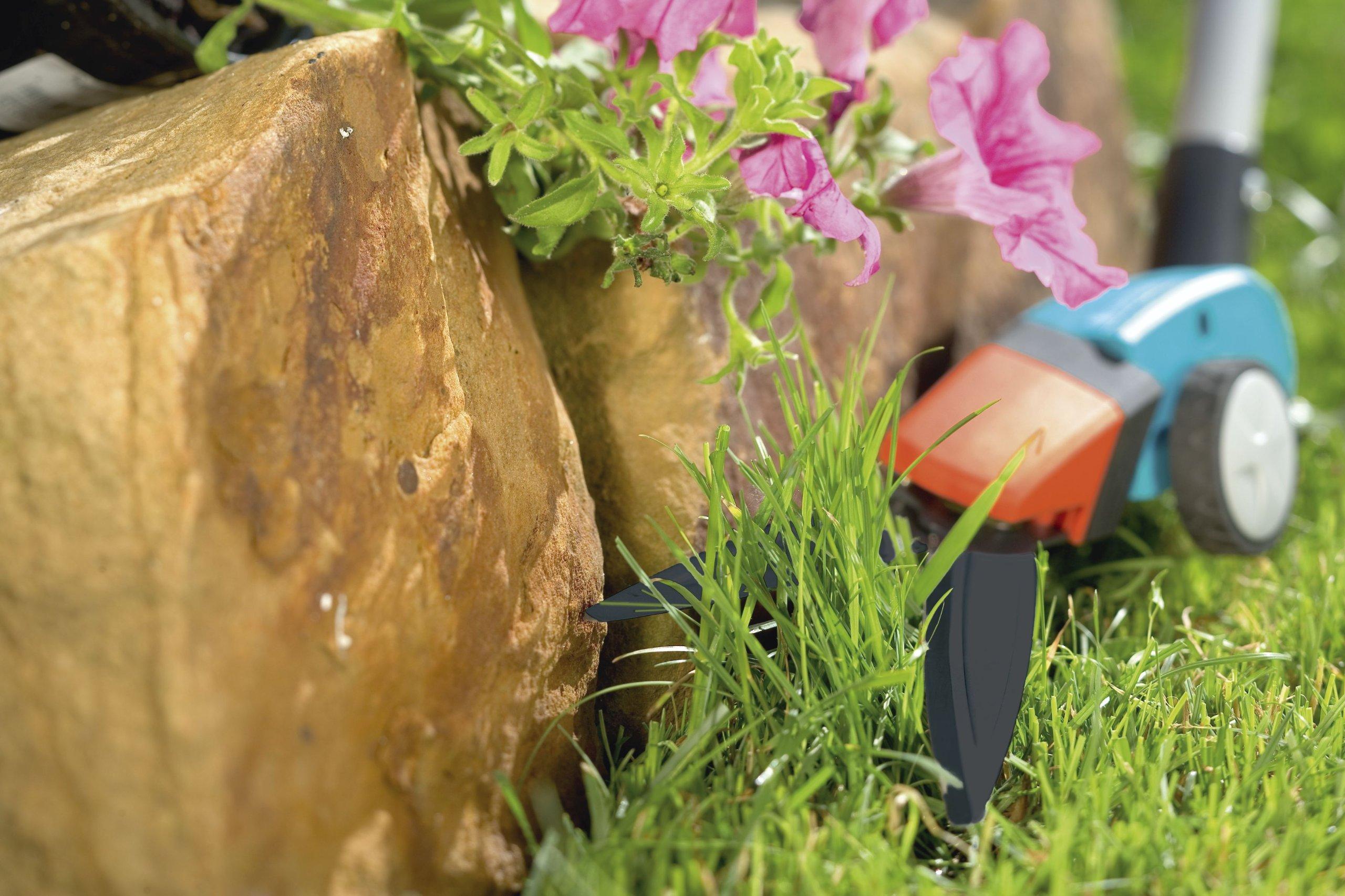 Gardena 8740 Comfort 27-Inch Long Handle Swiveling Grass Shears