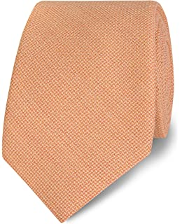 e38e25709481 T.M.Lewin Barberis Light Grey Wool Slim Tie: Amazon.co.uk: Clothing