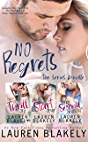 No Regrets Series Bundle: (The Thrill of It, The Start of Us, Every Second With You)