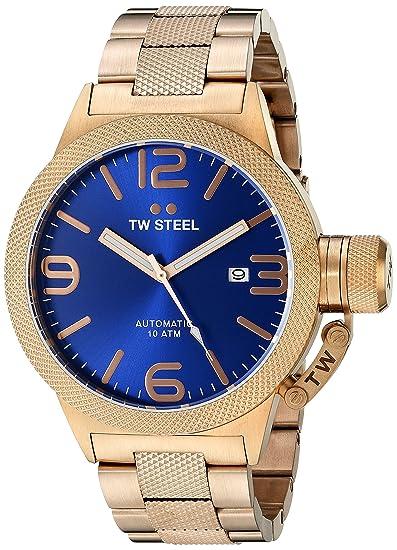 Tw Steel CB185 - Reloj para hombre, color blanco/gris