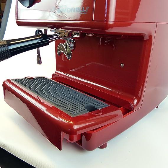 Nuova Simonelli MOP1400104 Red - Cafetera de Espresso Manual: Amazon.es: Bricolaje y herramientas