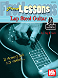 First Lessons Lap Steel Guitar (English Edition)