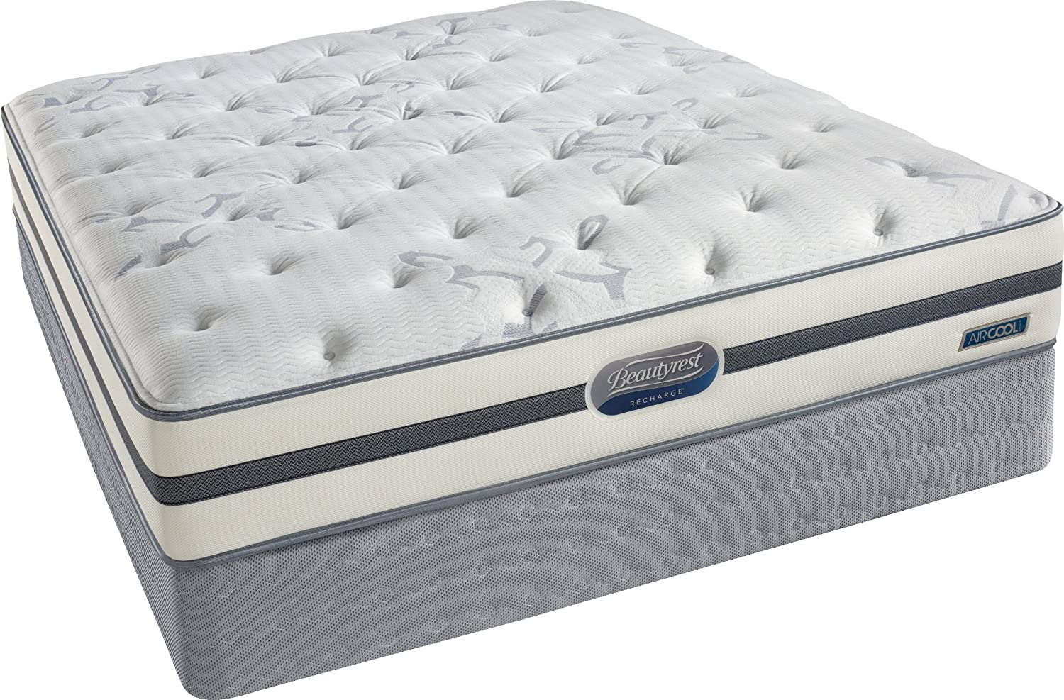 Beautyrest Recharge Luxury Pillow Top Mattress
