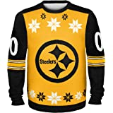 Pittsburgh Steelers Almost Right But Ugly Sweater Large