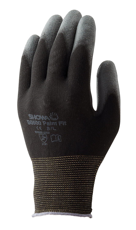 Grip polyvalent SHOWA B0500 Enduction de Polyur/éthane Blanc//blanc 7//M